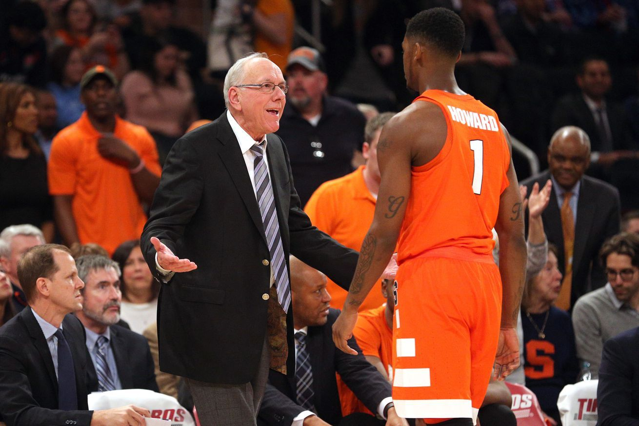 Syracuse basketball vs uconn five things to watch