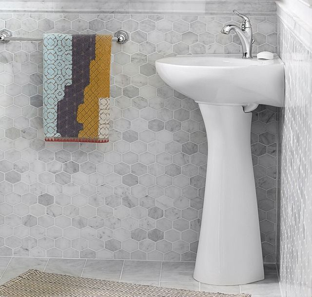 Genius Sink Options For Small Bathrooms Sink Pedestal Sink