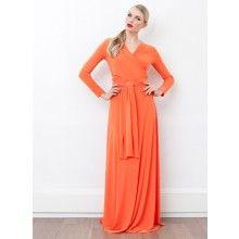 a8727107d8bc7 Von Vonni Victoria Transformer Dress- Orange Want! | Beauty & Style ...
