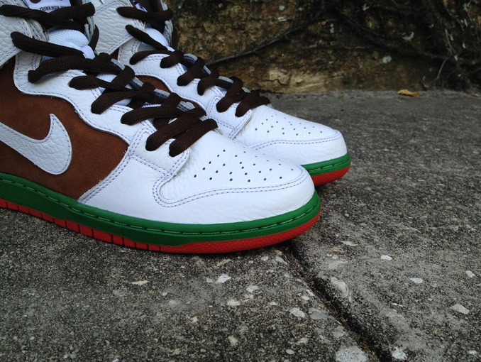 313171 201 Nike Dunk High Premium Sb Cali 31st State Shoe Http Www Nikeairjordanretro Com Nike Sb Shoes Nike Dunks Nike Dunk High