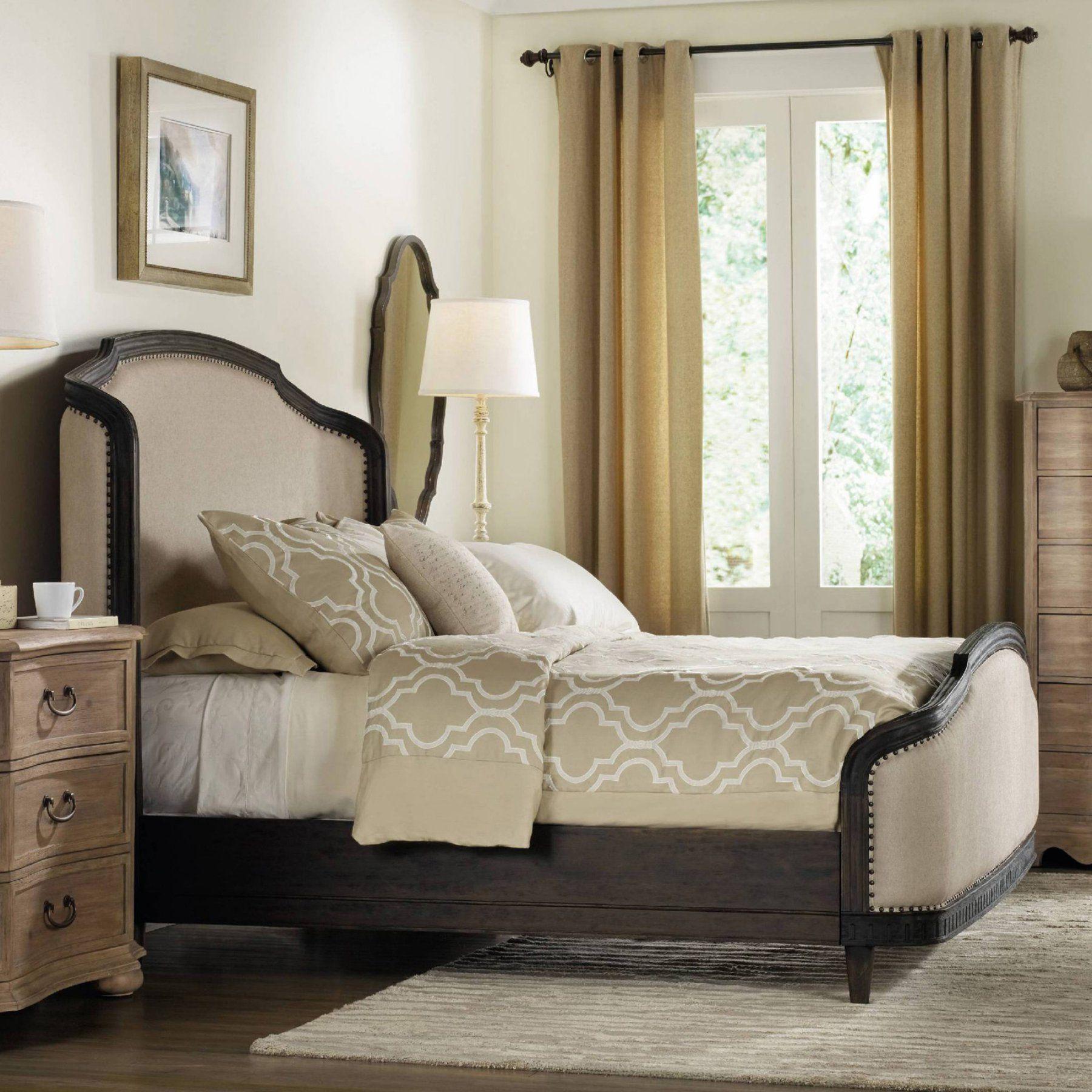 Hooker bedroom furniture Hooker Furniture Corsica Dark Shelter Bed 528090866 Pinterest Hooker Furniture Corsica Dark Shelter Bed Products Pinterest