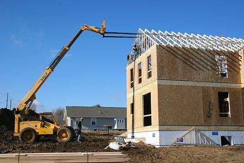 New Construction Photo