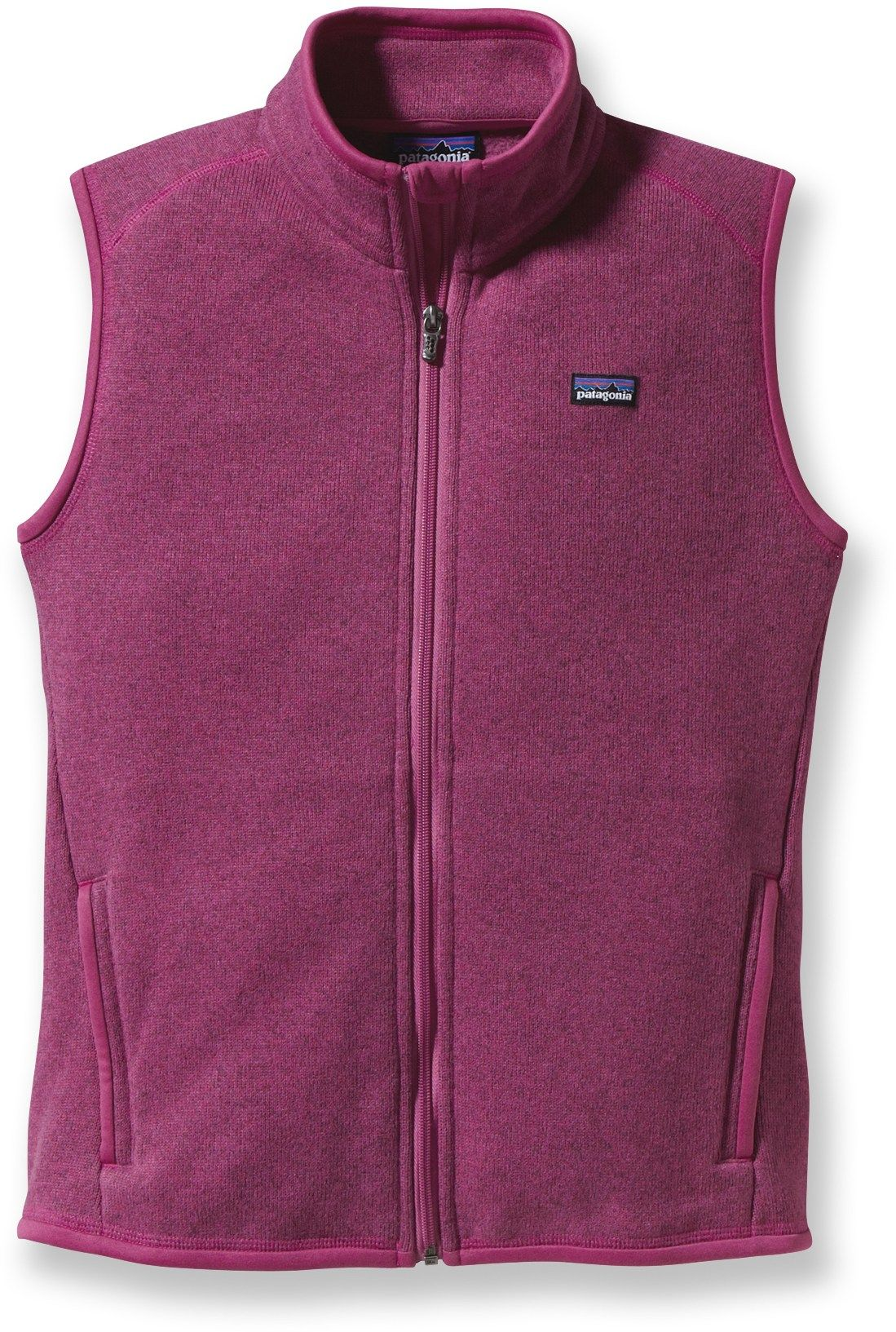 Patagonia Better Sweater Vest Womens Rei Co Op