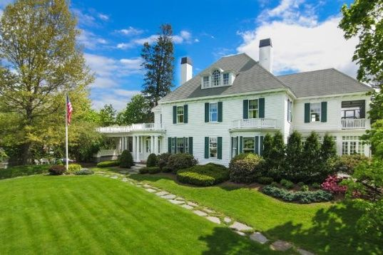 Mansion Monday: Tour Farmington's 'Thayercrest' home | WMUR Home - Mansion Monday