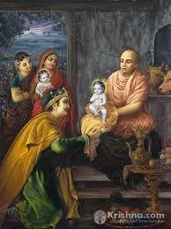 Image result for krishna's namakarana