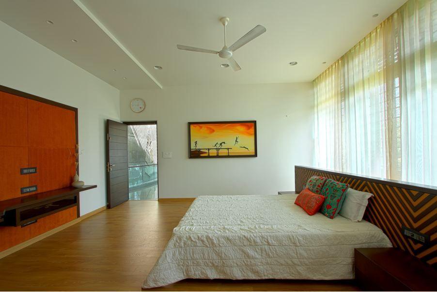 Lambhvella House by Dipen Gada & Associates redefines the definition ...
