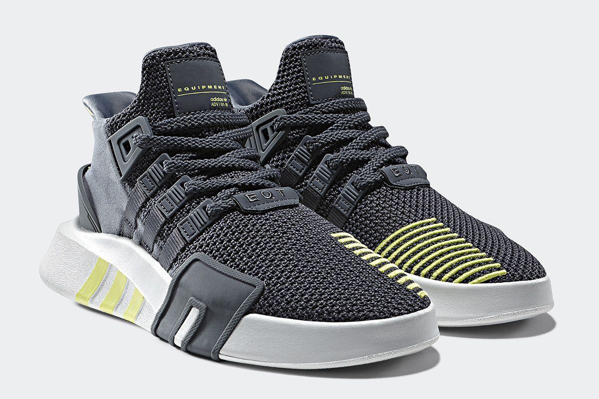 Adidas Originals Eqt Bask Adv Two February 2018 Colorways Sneaker Magazine Http Shoes Guugle Zapatos Deportivos De Moda Zapato Tenis Zapatillas Sneakers