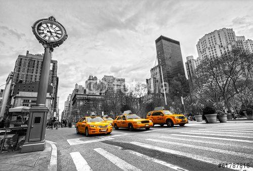 Photo: New York City, USA.