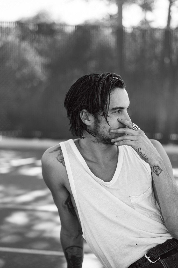 DYLAN RIEDER BY JAMES WRIGHT FOR SO IT GOES.