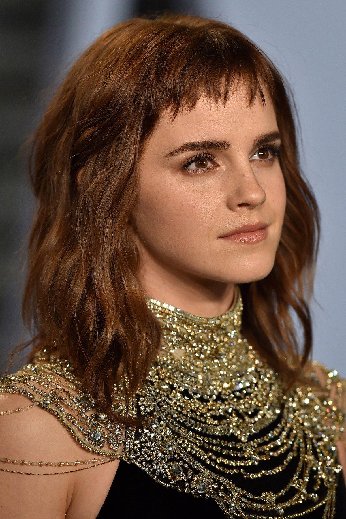 Bilder Galerie Die Schönsten Frisuren Von Emma Watson One