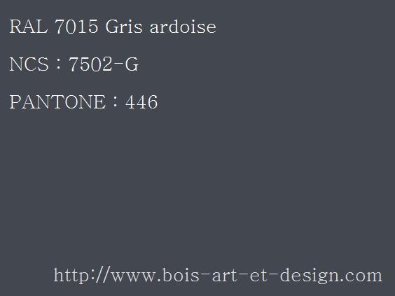 ral 7015 gris 564 423 codes ral codes ncs codes pantone 207 r f rences. Black Bedroom Furniture Sets. Home Design Ideas