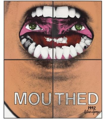 Gilbert & George, Mouthed