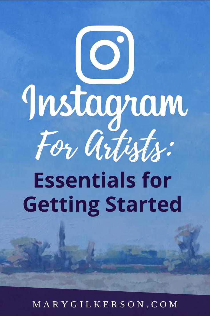 Instagram For Artists Essentials For Getting Started In 2020 Name For Instagram Cool Names For Instagram Instagram Artist
