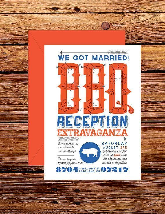 Try this bbq wedding party inspiration 100 ideas 20