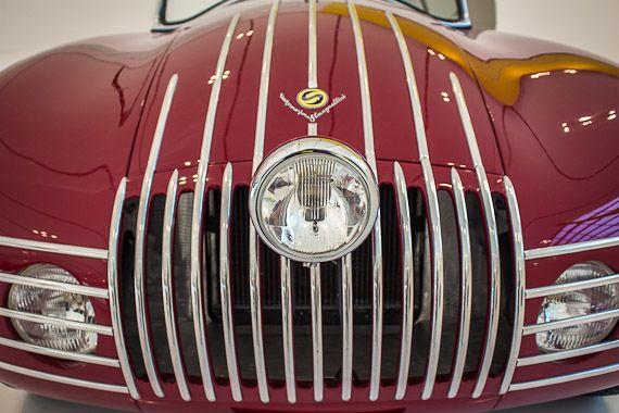 Enzo Ferrari Museum by Michael Turtle