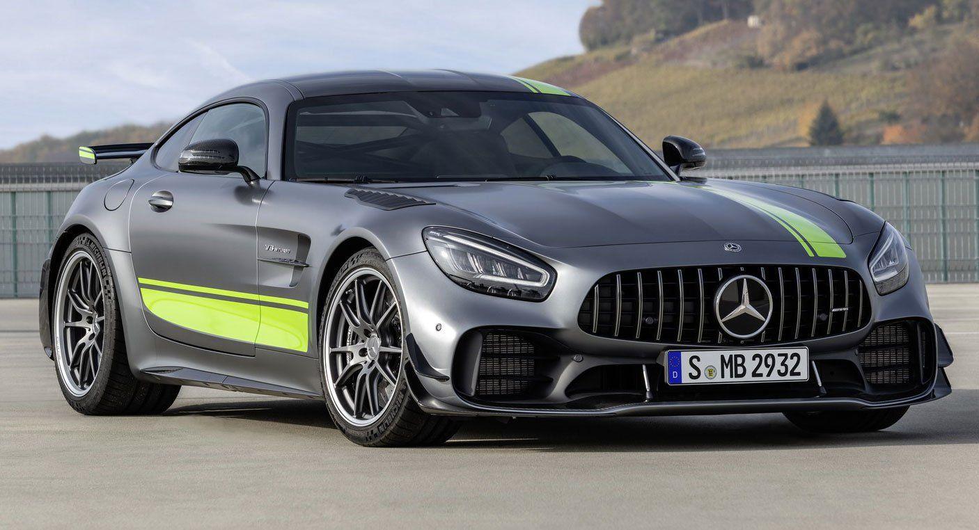 2020 Mercedes Amg Gt R Pro Headlines Updated 2 Door Family