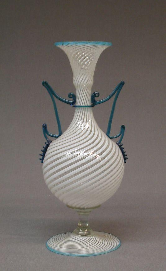 Vase probably 19th century Italian, Venice (Murano)