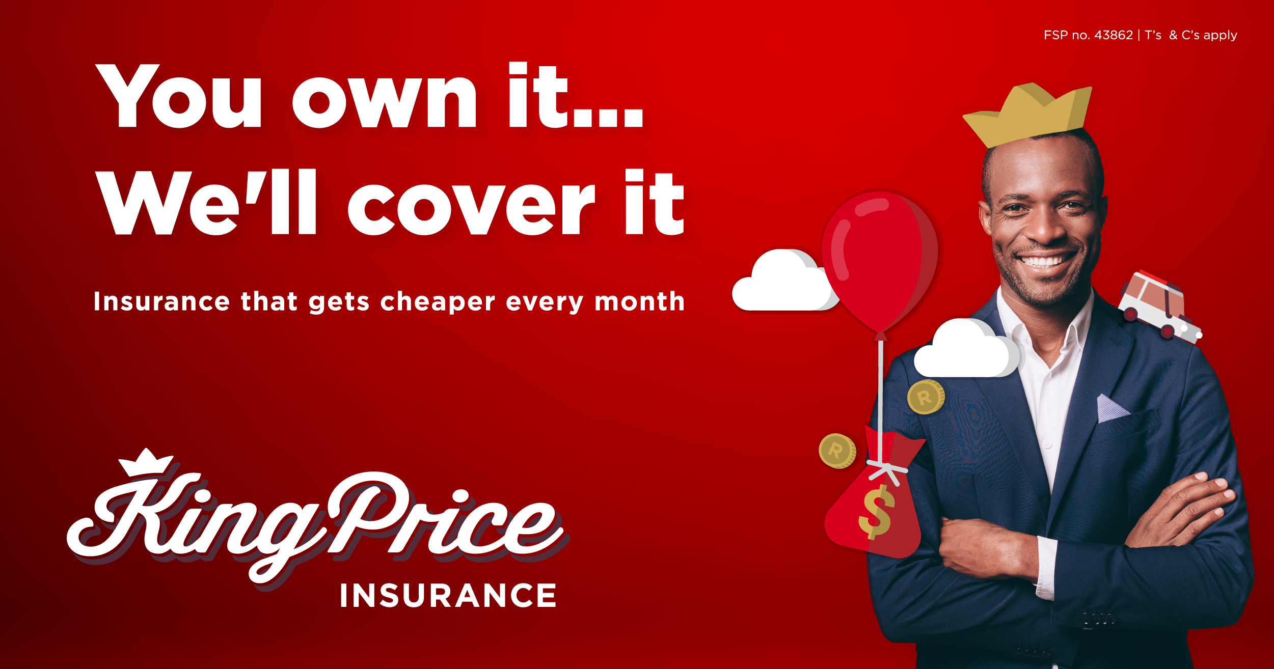 King Price Now Insures Everything Contact Us Now For