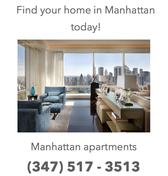 Manhattan Apartments For Rent Holiday: #manhattan #living #apartments #lifestyle #home #decor