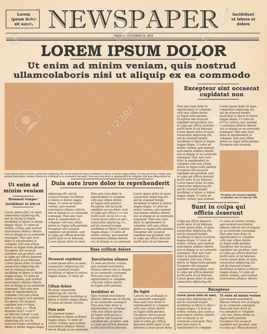 Newspaper Template Png Demire Agdiffusion Pertaining To Blank Newspaper Png 201820623 Newspaper Article Template Newspaper Template Newspaper Template Word