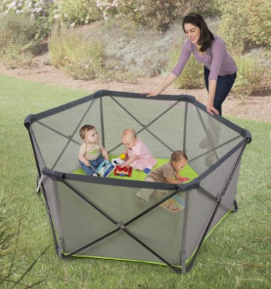 Outdoor Kids Playpen Yard Child Baby Indoor Portable Play Pen Large Safety Fence