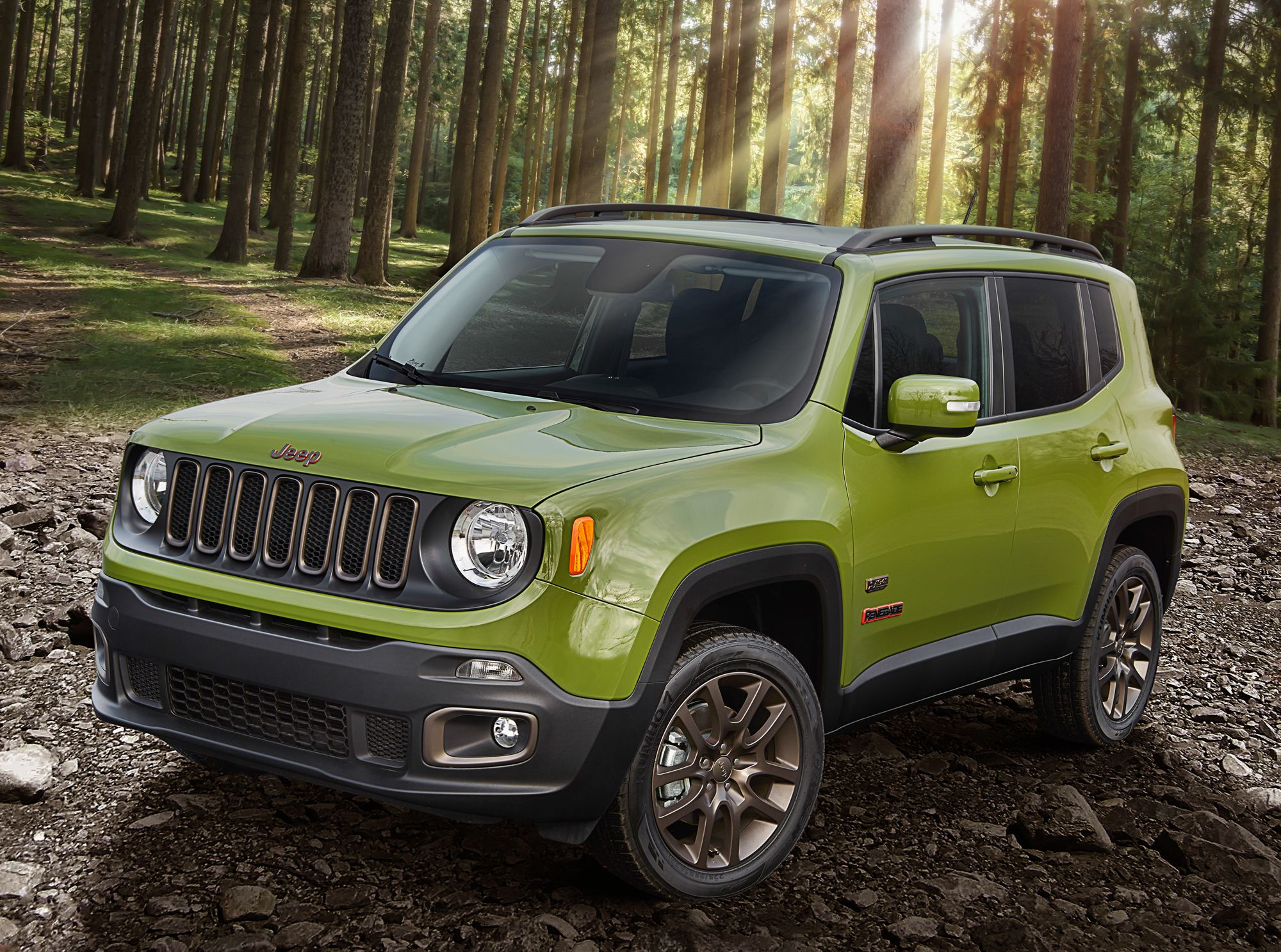 Get The Latest Reviews Of The 2016 Jeep Renegade Find Prices