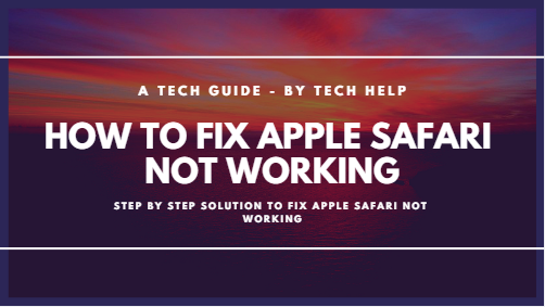 Contact On Apple Safari Support Number 1 888 526 0333 How To Fix Apple Safari Not Working On Mac And Iphone Step By Step We Prov Fix It Browser Support Apple