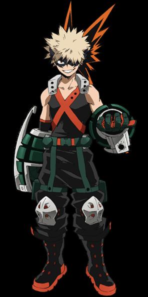 Katsuki Bakugo Image Gallery Boku No Hero Academia Wiki Fandom Powered By Wikia Hero Costumes Hero Academia Characters My Hero