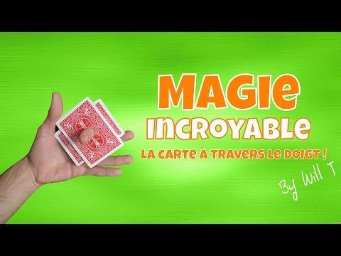 tour de magie carte magie gratuit
