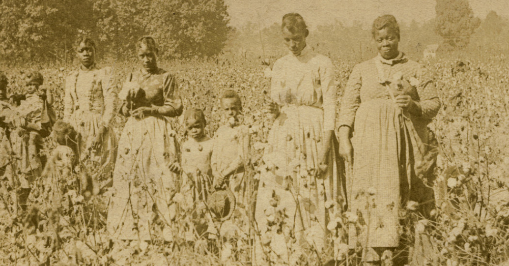 Slavery helped turn America into a financial colossus. And