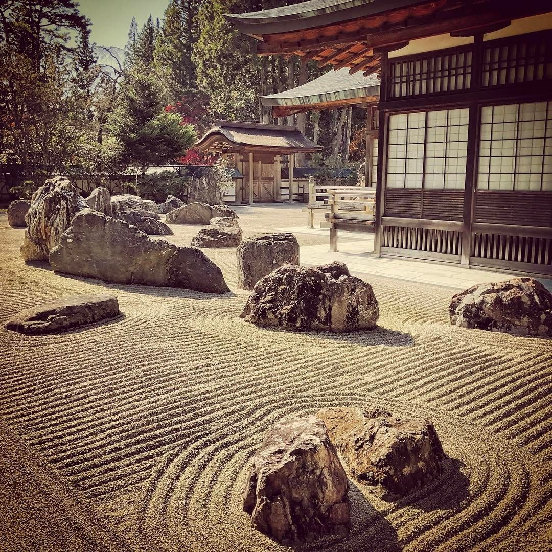 Stunning Zen Garden Rocks Ideas - CoRiver Homes