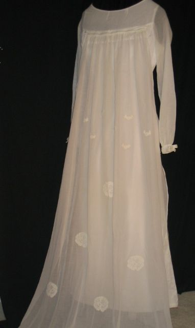 60's Wedding Gown