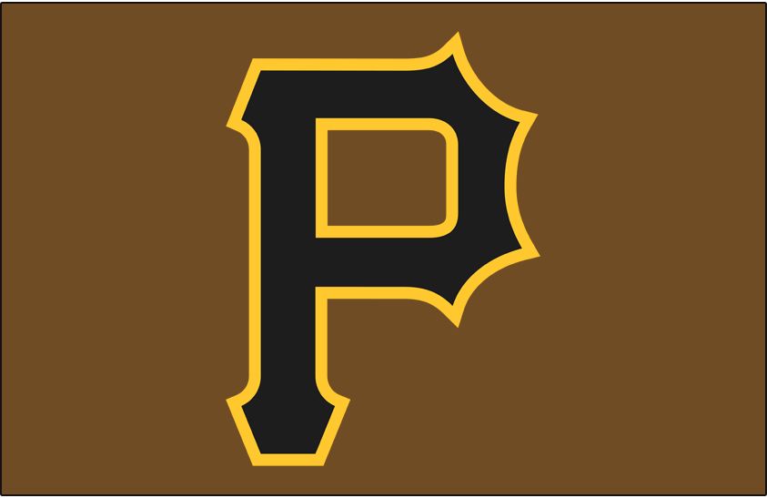 Id 4a85ae1e1605b2486dbc98fa16c1f23a88dc4adf Pittsburgh Pirates Cap Logo 2017 A Black And Gold P On Pittsburgh Pirates Pittsburgh Pirates Baseball Pirates