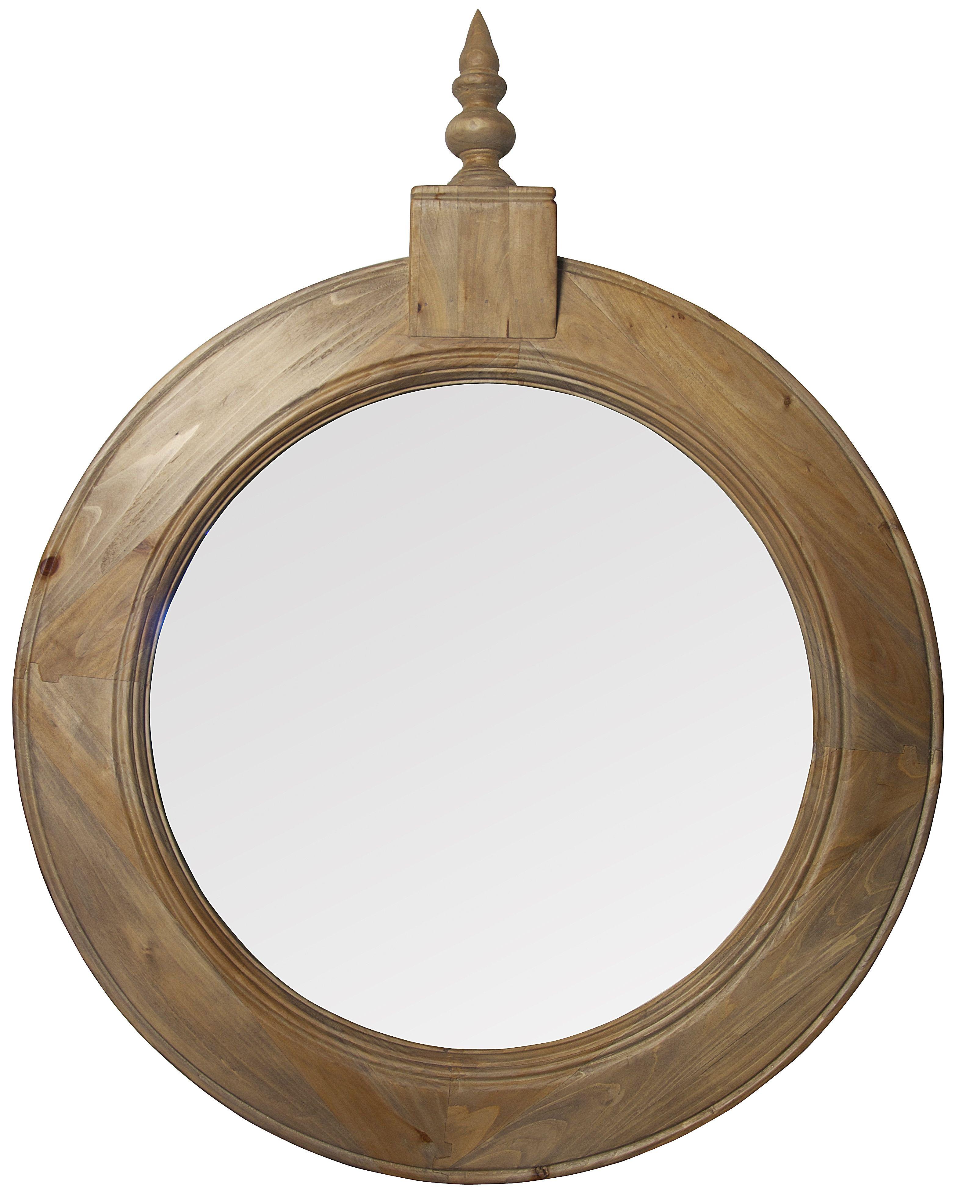 Attractive Noir Furniture, Www.noirfurniturela.com, Lance Mirror, Old Wood