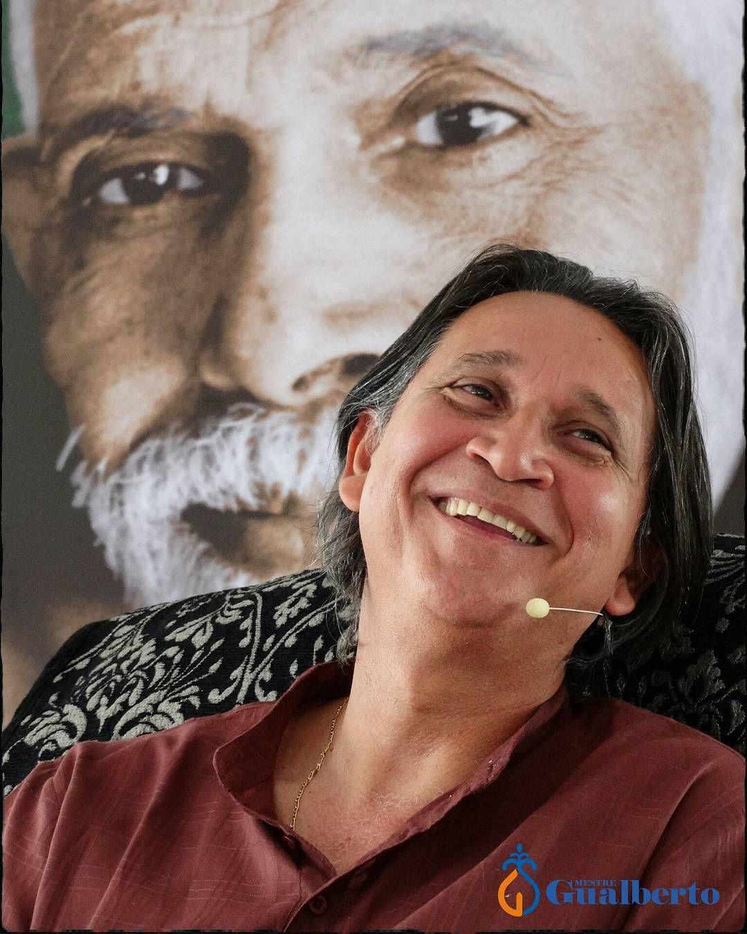 """Real Freedom is not the absence of anything but it's just the end of the illusion of separateness.M. Gualberto  """"A real liberdade não é a ausência de coisa alguma é apenas o fim da ilusão do sentido de separatividade.""""    #ramanashramgualberto #mestregualberto #satsang #ramana #ramanamaharshi #guru #ramdass #pranayama #buda #goodvibes #anandamayi #whoami #zen #meditation #awareness #fé #selfinquiry #artedeviver #ego #krishna #yogainspiration #nisargadattamaharaj #om #maya #meditação…"""