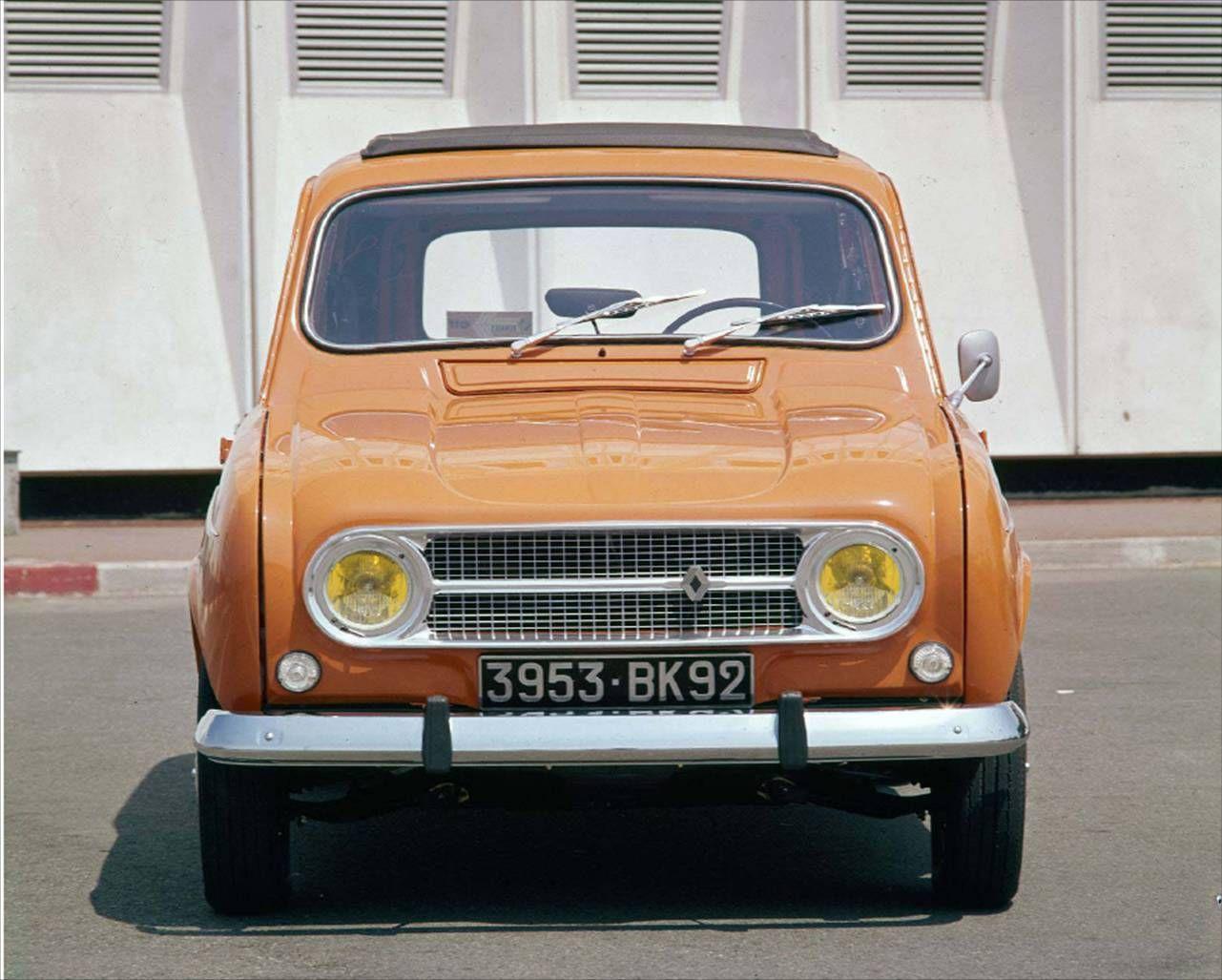 Renault 4 1973 4l Renault Voiture Renault Et Voiture Francaise