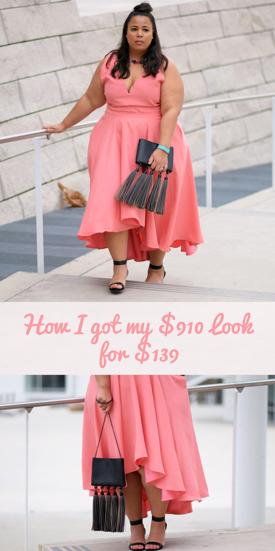 How I Got My $910 Look for $139   TOUT POUR LES FEMMES PLUS SIZE ...