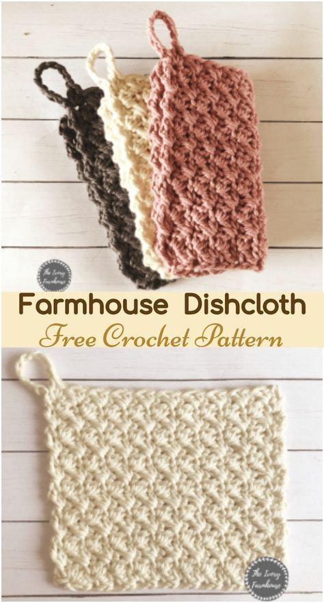 Search Out This List Of Amazing Free Crochet Kitchen Patterns Find Free P In 2020 Crochet Potholder Patterns Dishcloth Crochet Pattern Crochet Dish Cloth Free Pattern