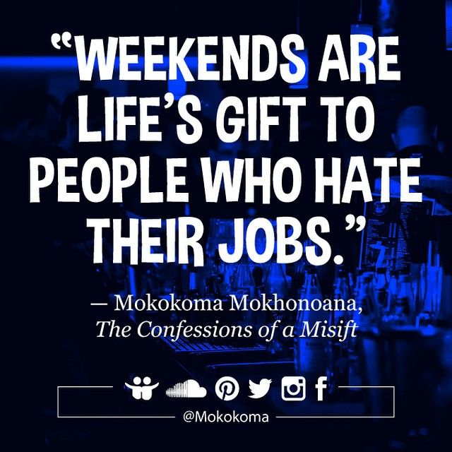 Weekends Book sample http\/\/www\/Confessions-Misfit - sample quotations