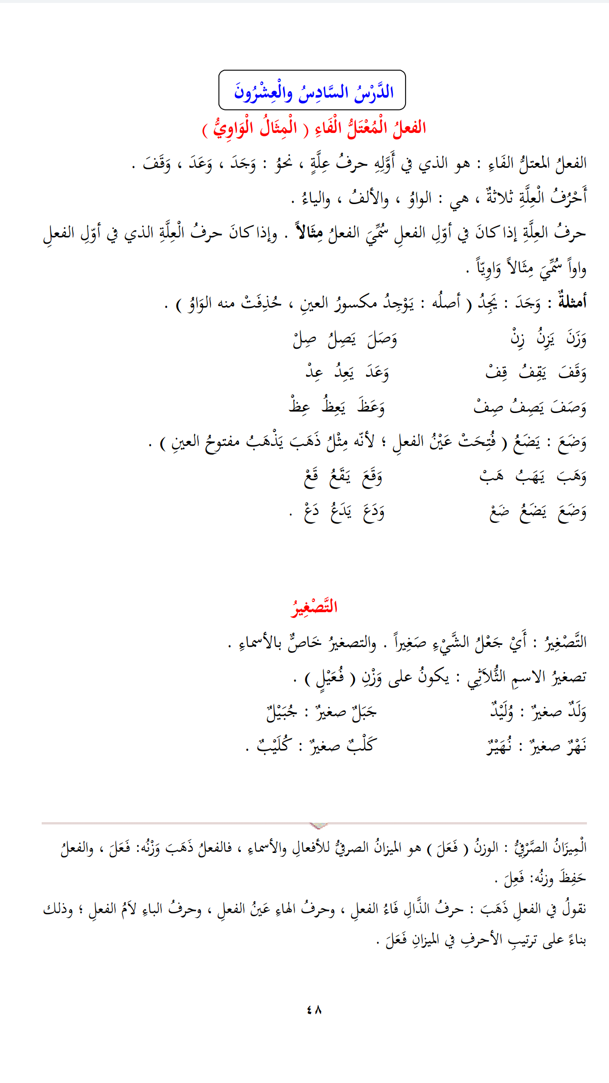 Cours N 26 Tome 2 Learn Arabic Language Learning Arabic Arabic Language