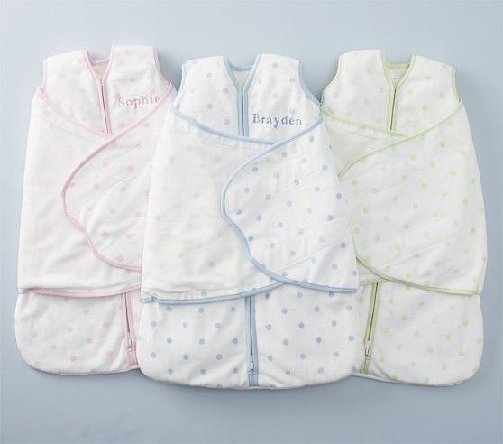 Chamois Dot HALO® SleepSack® Swaddle | Sleep sack swaddle ...