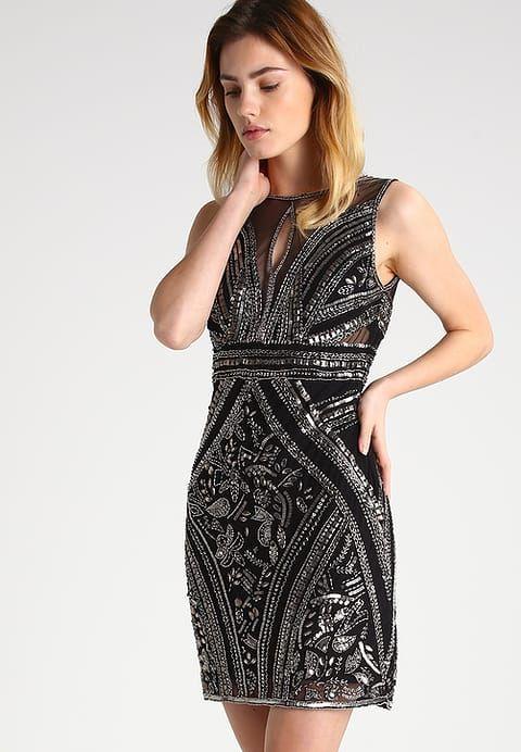 Miss Selfridge EVA Robe de soirée pewter   Pinterest   Robe de ... f5f504d95634