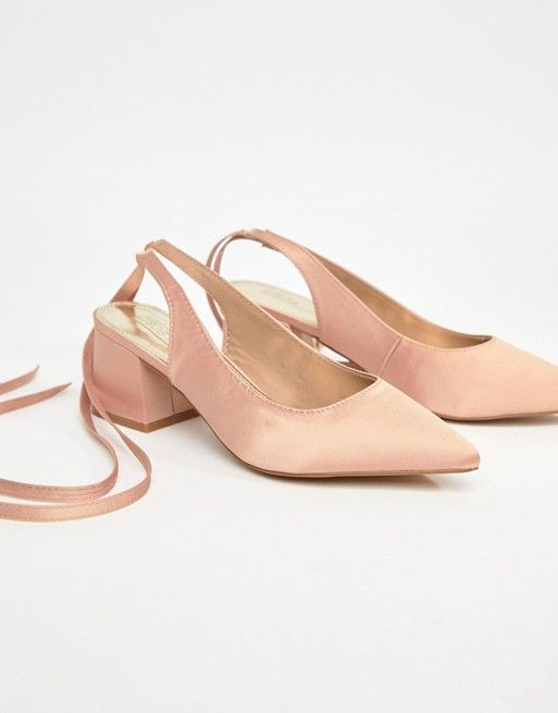 Zapatos de tacón en punta SWEETHEART de ASOS Bridal e0mR0L