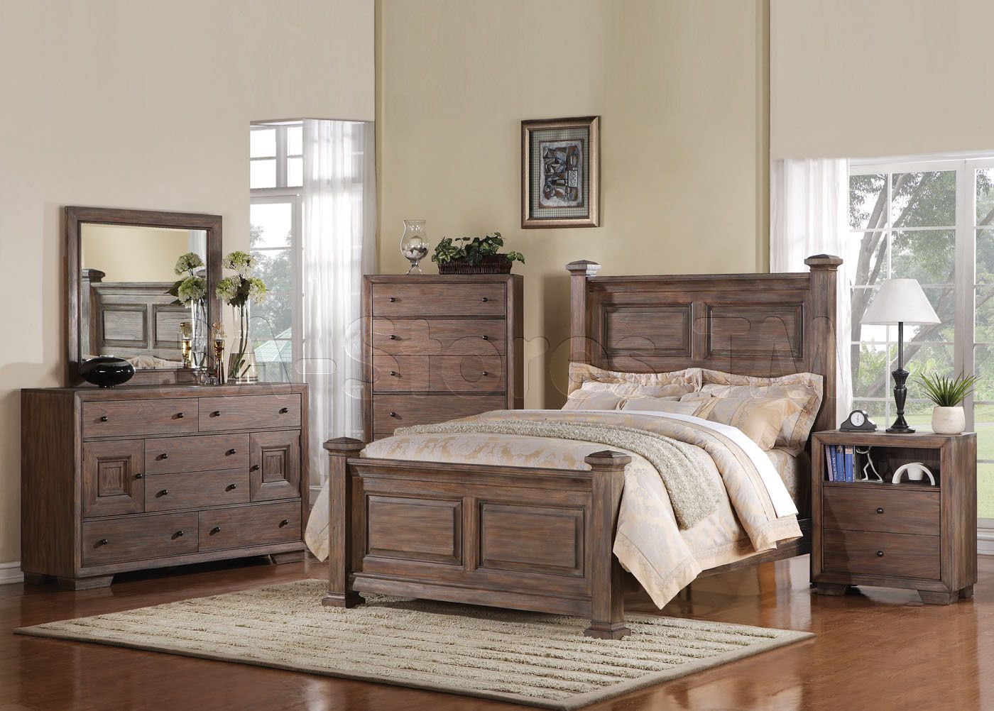 Distressed Wood Bedroom Furniture Httpcoastersfurniture New Wood Bedroom Sets Decorating Inspiration