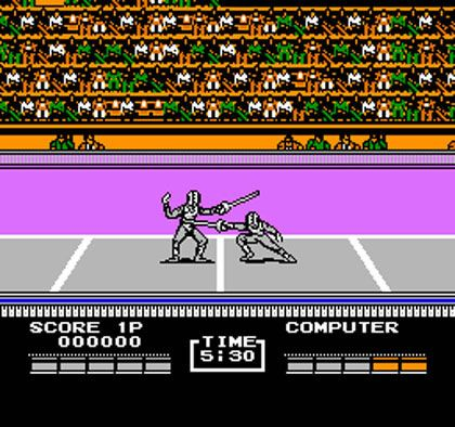 Track Field Ii Review For Nes 1988 Classic Video Games