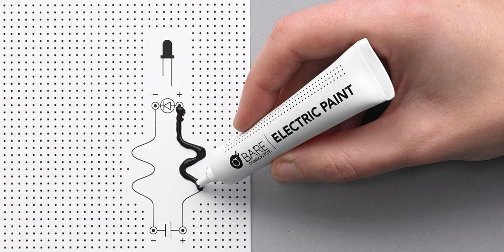 Electric Paint 10ml | Circuits and Easy