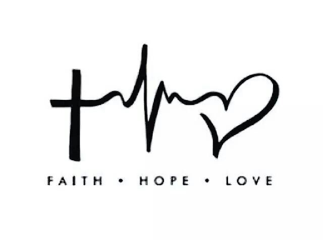 Faith Hope Love Faith Hope Love Tattoo Hope Tattoo Cute