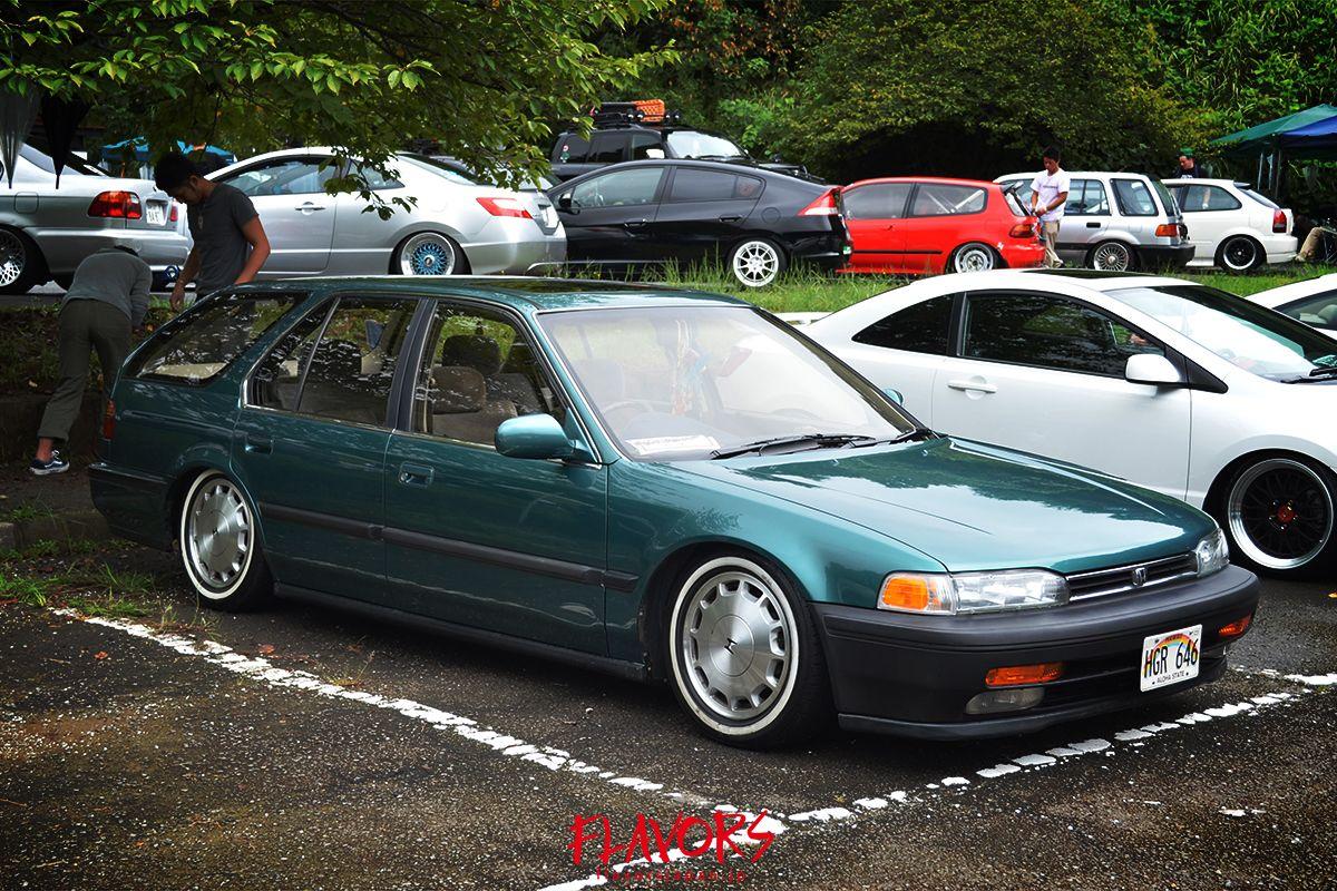 1992 cb9 accord wagon