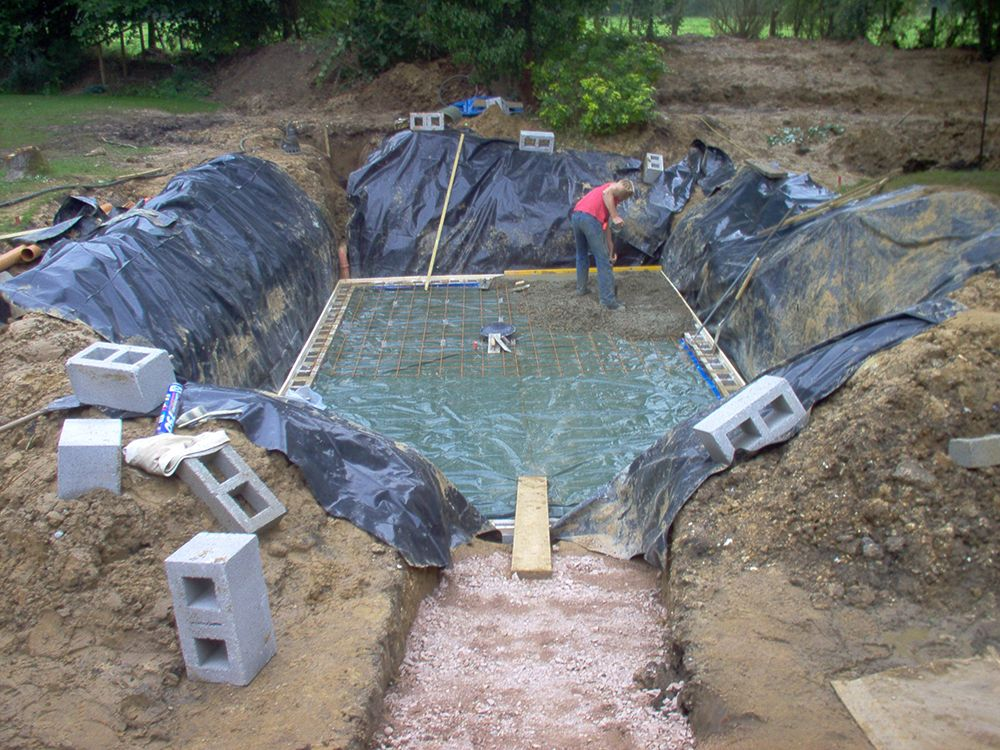 Attractive Natural Pools | Pond Design, Natural Swimming Pools, Pond Design Cornwall,  Eco Pools .