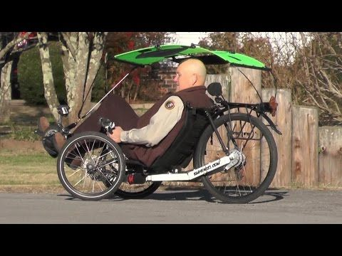 Recumbent Trike Canopy 2015-04-04 Status Overview For Sale Ordering - YouTube & Recumbent Trike Canopy 2015-04-04 Status Overview For Sale ...